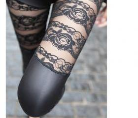 Fashion Black Rose L..